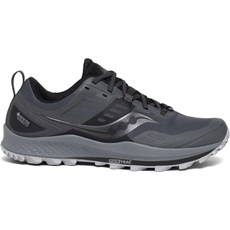 Saucony Men's Peregrine GTX | Grey / Black