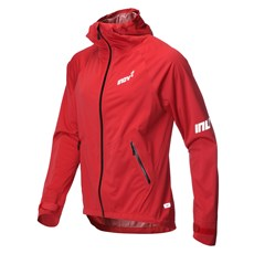 Inov-8 Men's Raceshell FZ | Dark Red / Black