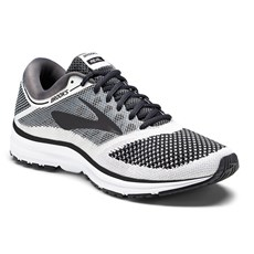 Brooks Men's Revel | White / Anthracite