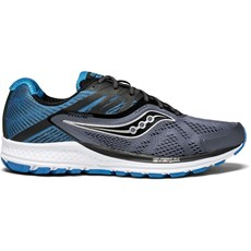 Saucony Men's Ride 10 | Grey / Black
