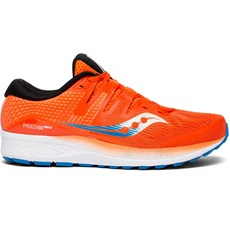 Saucony Men's Ride ISO | Orange / Blue