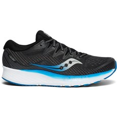Saucony Men's Ride ISO 2 | Black / Blue