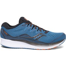 Saucony Men's Ride ISO 2 | Blue / Black
