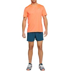 "Asics Men's Road 5"" Short 