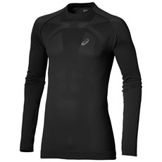 Asics Men's Seamless LS | Black