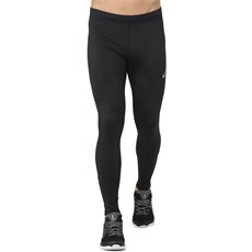 Asics Men's Silver Winter Tight | Black