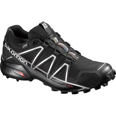 Salomon Men's Speedcross 4 GTX | Black / Black
