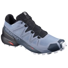 Salomon Men's Speedcross 5 | Flint / Black