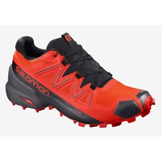 Salomon Men's Speedcross 5 GTX | Valiant Poppy / Black