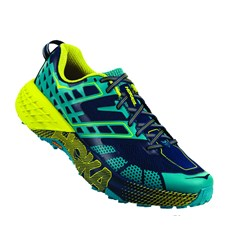 Hoka Men's Speedgoat 2 | Caribbean Sea / Blue Depths