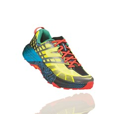 Hoka Men's Speedgoat 2 | Citrus / Dresden Blue