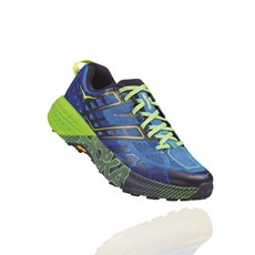 Hoka Men's Speedgoat 2 | Imperial Blue / Jasmine Green