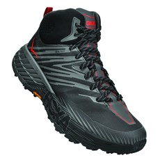 Hoka Men's Speedgoat Mid GTX | Anthracite / Dark Gull Grey