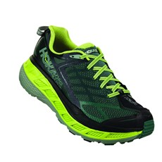 Hoka Men's Stinson ATR 4 | Nine Iron / Silver Pine