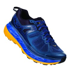 Hoka Men's Stinson ATR 5 | Moonlit Ocean / Old Gold