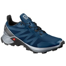 Salomon Men's Supercross | Poseidon / Pearl Blue