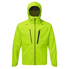 Ron Hill Men's Tech Fortify Jacket | Fluo Yellow
