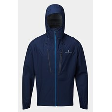 Ron Hill Men's Tech Fortify Jacket | Deep Navy / Powder Grey