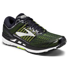Brooks Men's Transcend 5 | Black / Nightlife