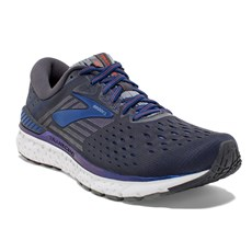 Brooks Men's Transcend 6 | Ebony / Blue