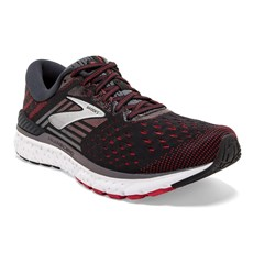 Brooks Men's Transcend 6 | Black / Ebony