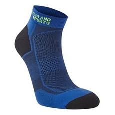 Pete Bland Ultimate Sock (2 Pack) | Black / Blue