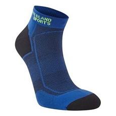 Pete Bland Ultimate Sock (2 Pack) | Black / Blue