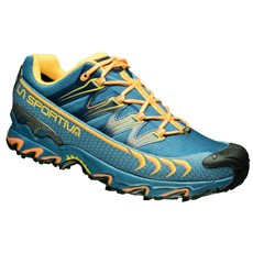 La Sportiva Men's Ultra Raptor GTX | Blue / Papaya