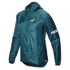 Inov-8 Men's Windshell FZ | Blue / Green