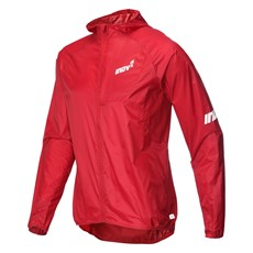 Inov-8 Men's Windshell FZ | Dark Red
