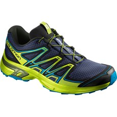 Salomon Men's Wings Flyte 2 | Blue Depths / Lime Green