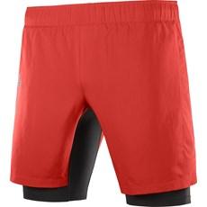 Salomon Men's XA Twinskin Short | Goji Berry