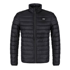 Mac in a Sac Men's Polar Down Reversible | Jet Black / Charcoal