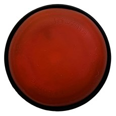 Ron Hill Magnetic LED Button | Glow Red