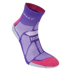 Hilly Women's Marathon Fresh Anklet | Purple / Pink