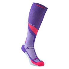 Hilly Women's Marathon Fresh Compress Sock | Purple / Pink