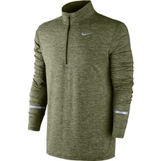 Nike Men's Element Top | Legion Green / Heather
