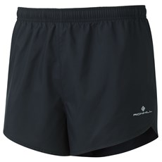 Ron Hill Men's Everyday Split Short | Black