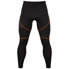 OMM Men's Flash Tight 1.0 | Black / Orange