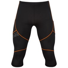 OMM Men's Flash Tight 0.75 | Black / Orange