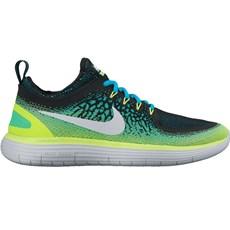 Nike Men's Free Distance 2 | Chlorine Blue / Electro Green