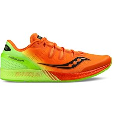 Saucony Men's Freedom ISO | Orange / Citron