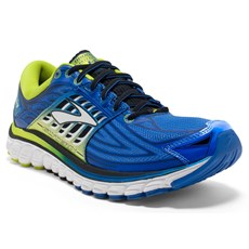 Brooks Men's Glycerin 14 | Electric Blue / Lime Punch