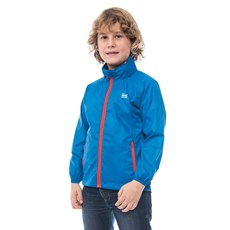 Mac in a Sac Junior Origin Jacket | Electric Blue
