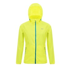 Mac in a Sac Unisex Neon Jacket | Neon Yellow