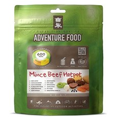 Adventure Food Mince Beef Hotpot | Green