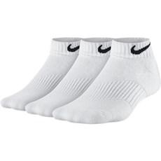 Nike Junior Low Cut Sock (3PK) | White