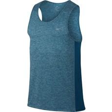Nike Men's Miler Tank | Glacier Blue / Heather
