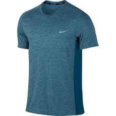 Nike Men's Miler Tee | Glacier Blue / Heather
