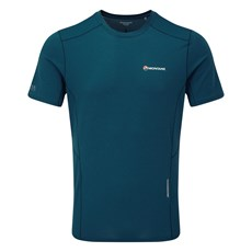 Montane Men's Sabre Tee | Narwhal Blue